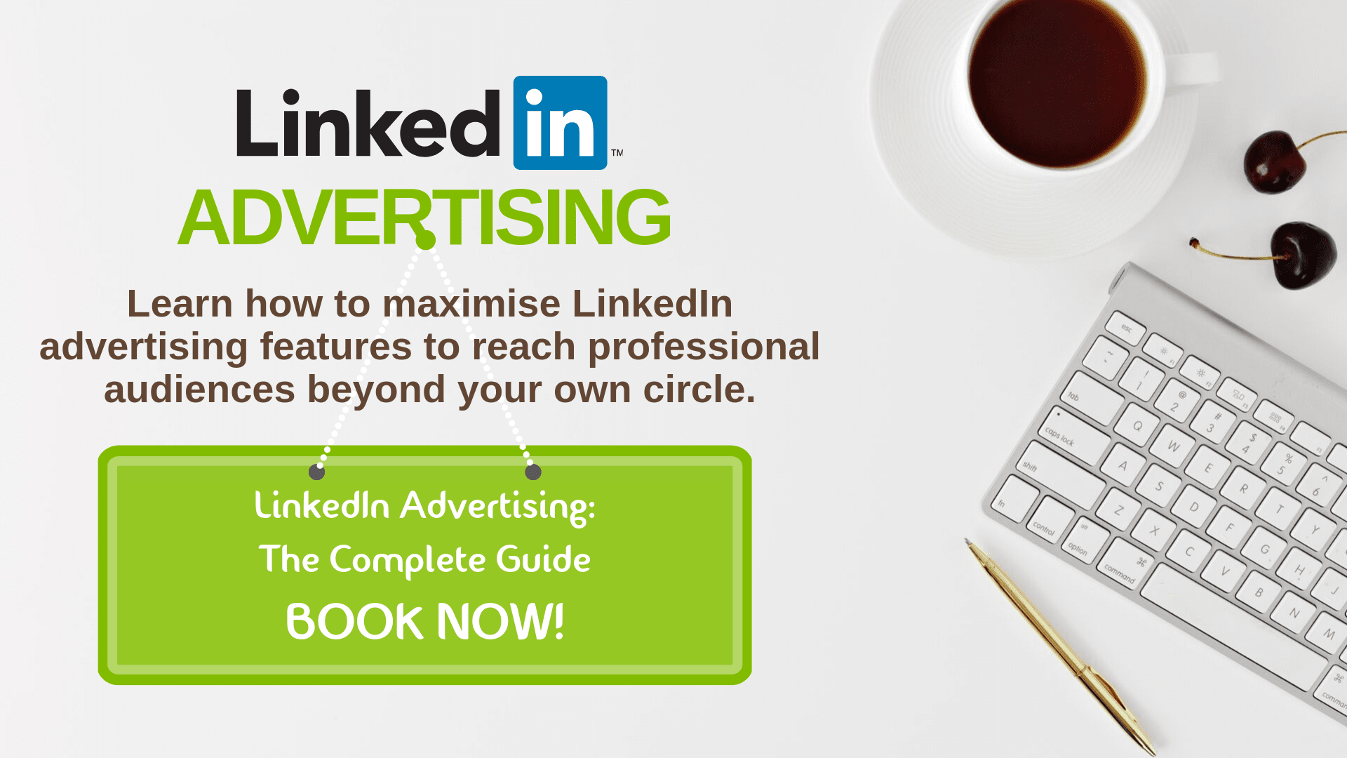Linkedin training for business advertising