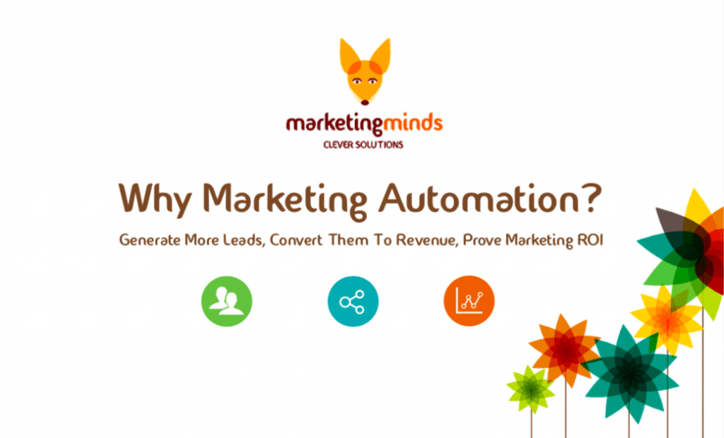 The Power of Marketing Automation - why this is a must 2