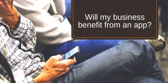 Will an app effectively market your business online